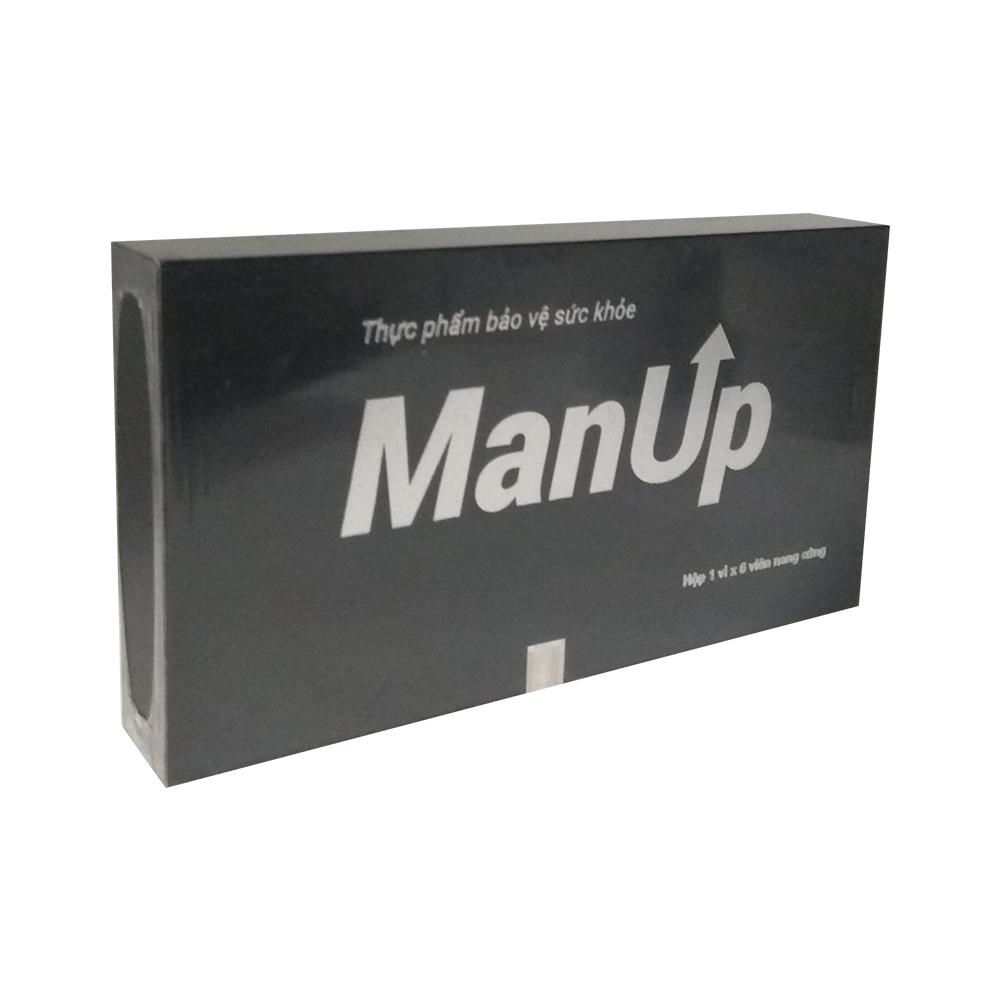 Viên uống tăng cường sinh lý nam ManUp