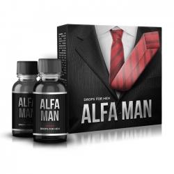Alfa Man tăng cường sinh lý nam mạnh mẽ với hoạt chất sinh học