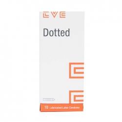 Bao cao su Eve Dotted, Hộp 10 cái