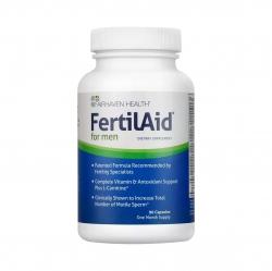 FertilAid for Men tăng cường và nâng cao chất lượng tinh trùng