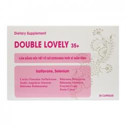 Hadariki Double Lovely 35+ cân bằng nội tiết tố nữ
