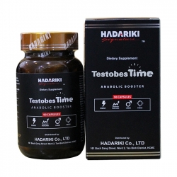 Hadariki TestobesTime giúp tăng cường sức khỏe sinh lý nam
