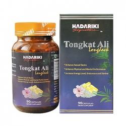 Hadariki Tongkat Ali tăng cường sức khỏe sinh lý nam giới