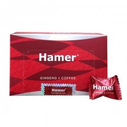 Kẹo sâm Hamer Ginseng & Coffee Candy giúp tăng cường sức khỏe sinh lý, Hộp 30 viên