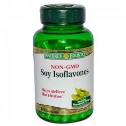 Tinh chất mầm đậu nành Nature's Bounty Soy Isoflavones 120 viên