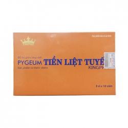 Pygeum Tiền Liệt Tuyến Kingphar | Hộp 30 viên