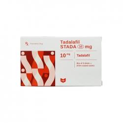 Thuốc cường dương TADALAFIL STADA 10mg