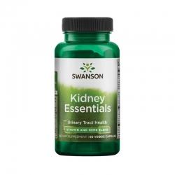 Thực phẩm bảo vệ sức khỏe Swanson Kidney Essentials, Chai 60 viên