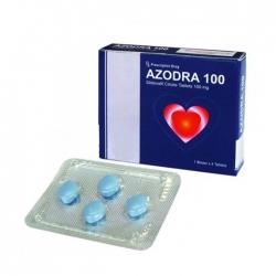 Thuốc cường dương Azodra 100mg, Hộp 04 viên