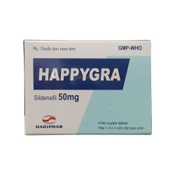 Thuốc cường dương Happygra 50mg