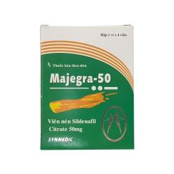 Thuốc cường dương Majegra 50mg