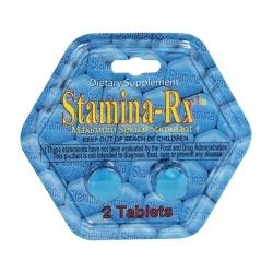 Thảo dược cường dương Stamina RX hỗ trợ điều trị rối loạn cương dương