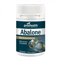 Tinh chất bào ngư Goodhealth Abalone, Hộp 100 viên