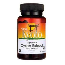 Tinh Chất Hàu Swanson Kyoto Oyster Extract 500mg, Chai 60 viên