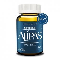 Viên uống sâm Alipas New, Lọ 30 viên