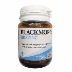 Viên uống bổ sung kẽm Blackmores Bio Zinc - 84 viên