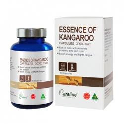 Viên uống sinh lý nam Careline Essence Of Kangaroo, Chai 60 viên