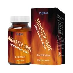 Viên uống tăng cường sinh lý nam Fujina Monster Shot 150 viên