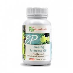 Viên Uống Tinh Dầu Hoa Anh Thảo Evening Primrose Oil NZ Pure Health