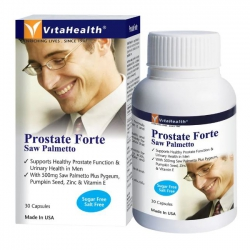 Vitahealth Prostate Forte, Chai 30 viên