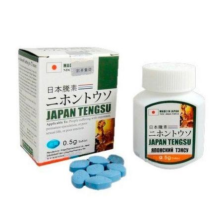 Thực phẩm bảo vệ sức khỏe sinh lý nam Japan Tengsu của Nhật Bản