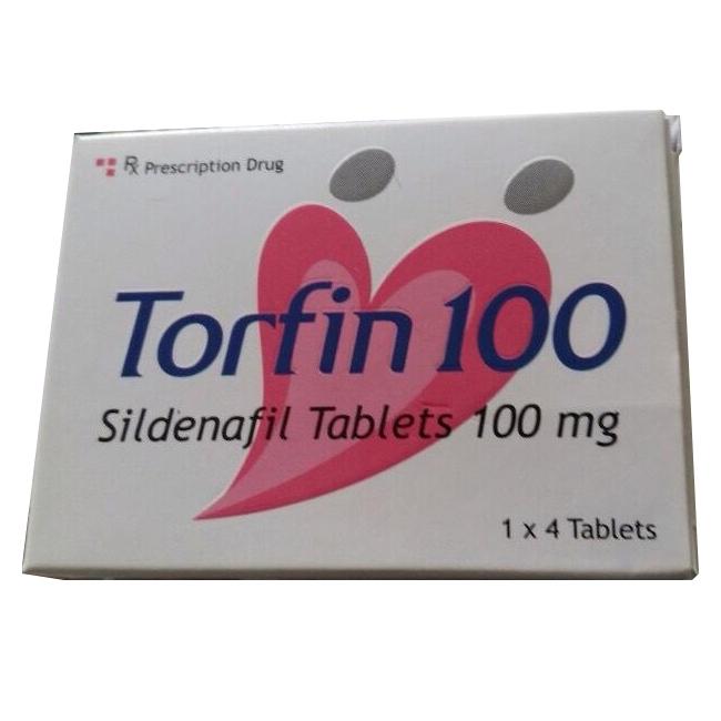 Thuốc cường dương Torfin Sildenafil 100mg