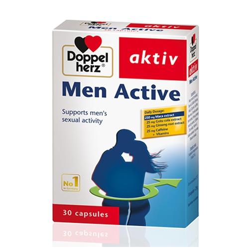 Tpbvsk sinh lý nam Doppelherz Men Active