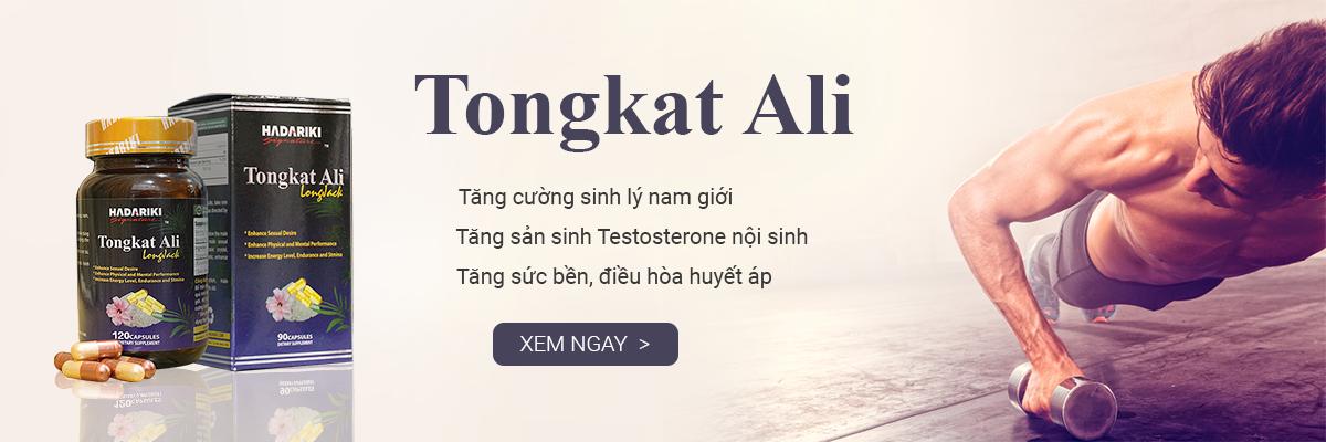 Hadariki Tongkat Ali tinh chất mật nhân cải thiện sinh lý nam