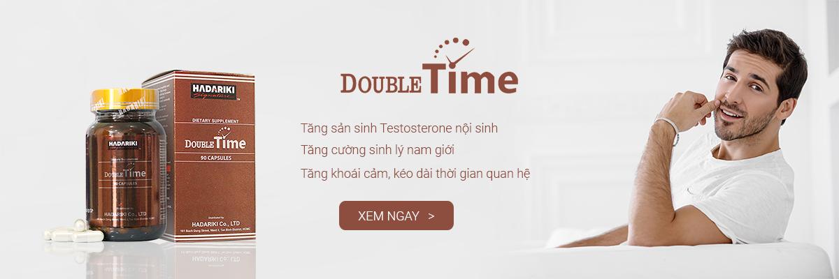 Hadariki Double Time tăng cường sinh lý nam